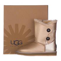 Угги женские кожаные UGG AUSTRALIA Goldi, фото 2