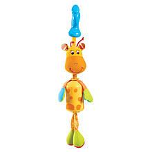 """Подвеска «Tiny Love» (1109000458) """"Малыш Жираф"""" с воздушным колокольчиком и прищепкой"""