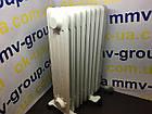 Масляный радиатор 0715 Термия 1,5 КВт, 8 секций, фото 5