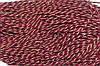 Канат декоративный 6мм (т) (100м) бордовый+золото