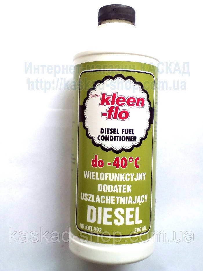 Стабилизирующяя  добавка для  диз топлива   500мл