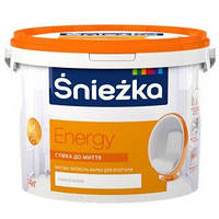 Краска Снежка ŚNIEŻKA ENERGY 14 кг