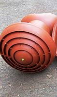 Вентиляционный выход VIRTUM   для цементно-песчаной черепицы HARZER PLANNE (диаметр - 160 мм)