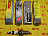 Свечи зажигания BOSCH, FR7DPP+, +24, 0.8, Super +, 0242235749, 0 242 235 749, , фото 1