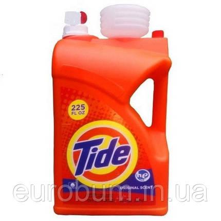 Tide Гель для стирки- универсал (США) 6,65л=146 стирок, фото 2