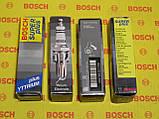 Свічки запалювання BOSCH, FR7LCX+, +32, 1.1, Super +, 0242236542, 0 242 236 542,, фото 3