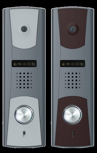 Панели вызова QV-ODS409CA Brown