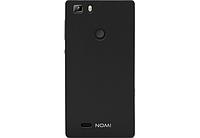 Чехол бампер для телефона Nomi (Номи) i5031 EVO X1 Черный