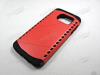 Противоударный чехол Samsung Galaxy S7 (красный)