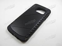 Противоударный чехол Samsung Galaxy S7 (черный), фото 1
