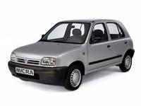 Лобовое стекло Nissan MICRA,Ниссан Микра (K11) 1992-2000 AGC