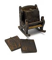 Кресло подстаканники