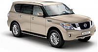Лобовое стекло Nissan PATROL,Ниссан Патрол 2010- AGC