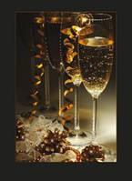 Набор картина стразами Crystal Art КС-1036 Праздничный вечер