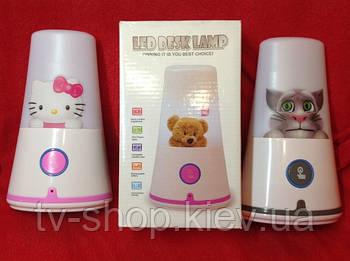 Светильник сенсорный Hello Kitty