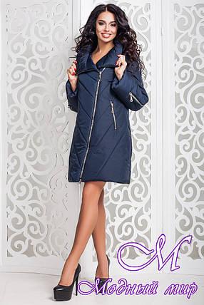 Демисезонная женская куртка больших размеров (р. 44-58) арт. 970 Тон 18, фото 2
