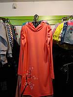 Платье - туника для девочки подросток 152 158 164