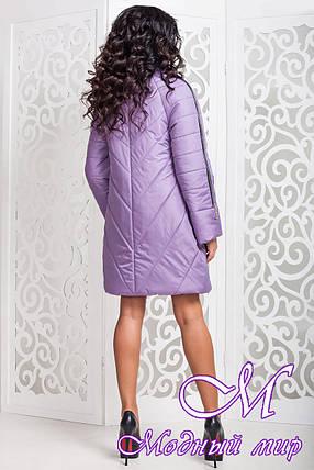 Осенняя женская куртка больших размеров (р. 44-58) арт. 970 Тон 22, фото 2