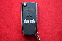 Ключ Mitsubishi Lancer Evo выкидной корпус ключа