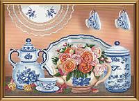 Набор для вышивания Летний чай