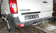 Фаркоп Форкоп (без подножки) для Фольксваген Крафтер Volkswagen Crafter 2006-2012