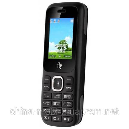 Телефон Fly FF177 Black , фото 2