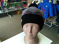 Детская шапка на мальчика Турция качество