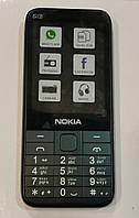 Мобильный телефон NOKIA 225 со вспышкой