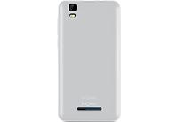 Чехол бампер для телефона Nomi (Номи) i5011 EVO M1 Прозрачный