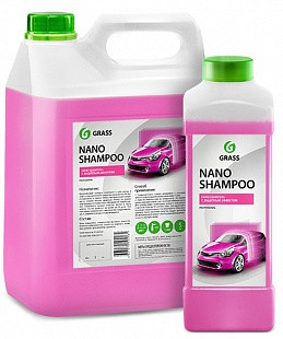 Наношампунь «Nano Shampoo», 5 кг
