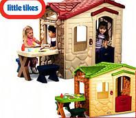 Большой садовый домик Little Tikes