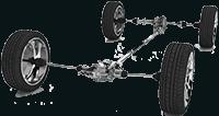 Привод Renault Trafic / Opel Vivaro / Nissan Primastar