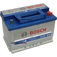 Аккумулятор BOSCH S4 Silver АКБ 74Ah-12v (S4008) R[+] 278*175*190 (пр-во BOSCH 0092S40080)