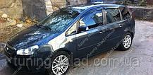 Ветровики окон Форд С Макс 1 (дефлекторы боковых окон Ford C-Max 1)