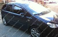 Ветровики окон Форд С Макс 2007 (дефлекторы боковых окон Ford C-Max 2007-)