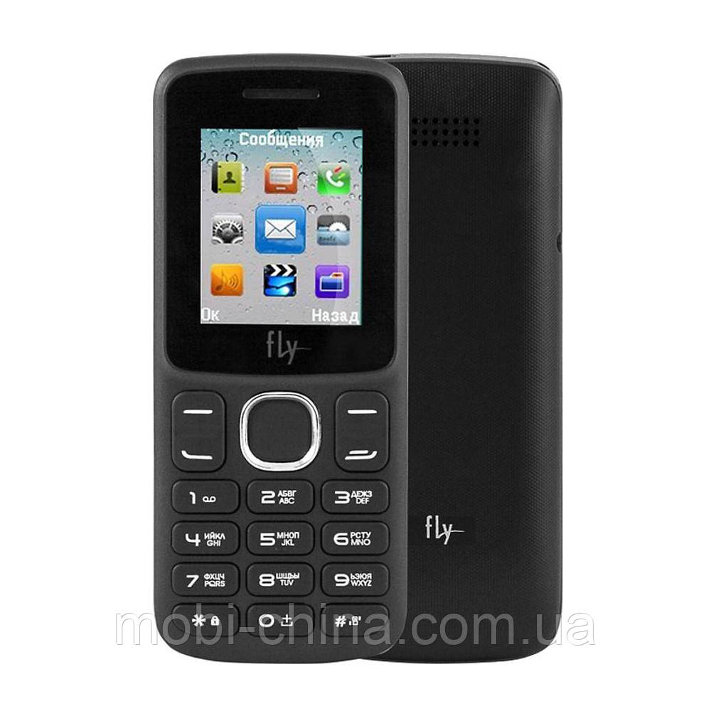 Телефон Fly FF179 Black ' '