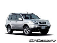 Лобовое стекло Nissan X-TRAIL 2001-2007 ,Ниссан икс ТрейлAGC