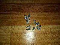 Шуруп с буром 3,5х9,5 мм для Г/К профиля цинк , блоха , текс