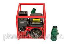 Мотопомпа бензиновая WEIMA WMQBL 65-55(65 мм.,высоконапорная), фото 3