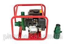 Мотопомпа бензиновая WEIMA WMQBL 65-55(65 мм.,высоконапорная), фото 2