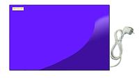 Optilux 500Вт HВД нагревательная тепловая панель (С вилкой)