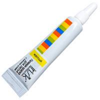 """Гелевая краска для литья с липким слоем в тубе """"IRISK"""" (ЖЕЛТЫЙ) 5 мл"""