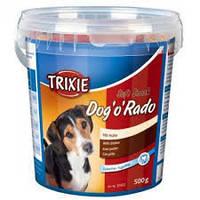 Trixie TX-31522 Soft Dog'o'Rado 500гр - низкокалорийное лакомство для собак с  курицей