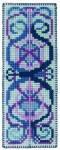 """Набор для вышивания """"Закладка Арт нуво (Art Nouveau Bookmark)"""" ANCHOR"""