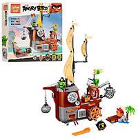 """Конструктор Lepin Angry Birds 19005 """"Пиратский корабль свинок"""""""