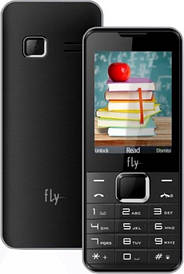 Телефон Fly FF243 Black '3