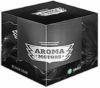 Ароматизатор гелевый «Aroma Motors» BLACK STAR НОВИНКА Grass