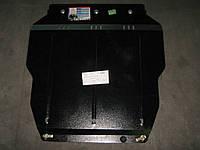 Защита картера двигателя на Mitsubishi Lancer Х с 2007-