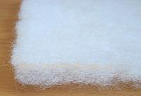 Наполнитель силиконизированный синтепон (нетканое полотно)