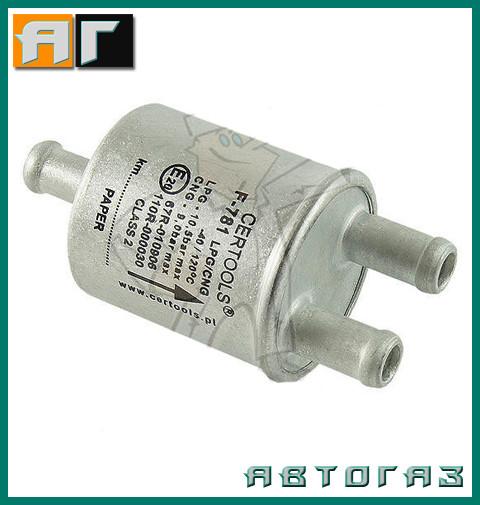 Фильтр летучей фазы Certools 11mm / 2x11mm